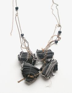 recycled denim necklace  http://www.blog.designsquish.com/index.php?/site/upcycled_denim_necklace/