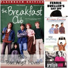 A list of great 80's movies everyone should watch!