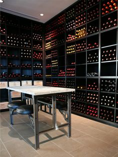 Wine Cellar Design, Pictures, Remodel, Decor and Ideas - page 37