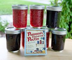 All About Pectin and Naturally Sweetening your Jam or Jelly