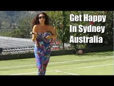 Pharrell Williams HAPPY we are happy from Sydney Australia #happyday -  Watch and have a happy day from Sydney Australia