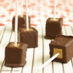 Mucky Melted Cheesecake Pops by @RobynHTV on @CraftFail