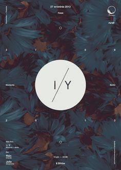 I/Y Poster