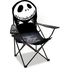 Disney Adult Nightmare Before Christmas Chair