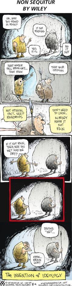 How the Nye Ham debate will go