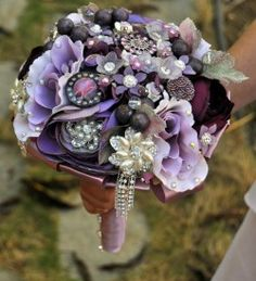 Jeweled Bouquet