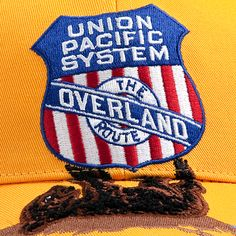 OVERLAND BEAR YOUTH CAP | | Welcome to the Union Pacific shop
