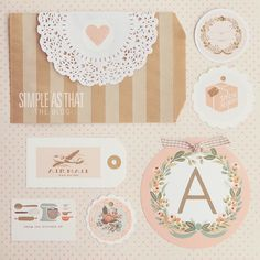 DIY- Any Occasion Gift Tags & Wrap With Free Printables!