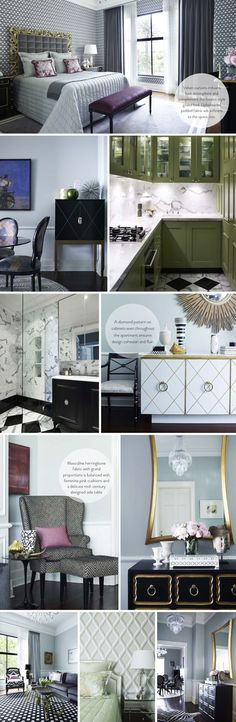 mirror, astor apart, chairs, white walls, bedroom wallpaper, ceilings, bedrooms, apartments, decor idea