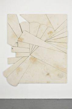 Wyatt Kahn's Clean And Simple Yet Geometrically Intricate Wall Sculpture