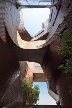 Xian-Jiaotong-Liverpool-University-Administration-Information-Building