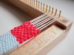 sew nina - hand-weaving loom kit