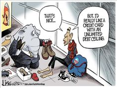 REPIN if you agree that Obama doesn't need an unlimited spending card!