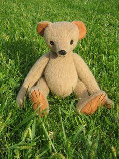 teddy bear pattern