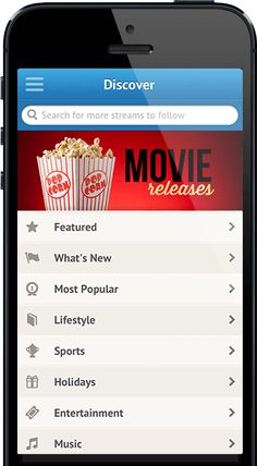 UpTo reinvents the calendar app by feeding in big sports games, TV shows, holidays, and other stuff you choose. And it's free!