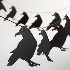 Raven String Lights