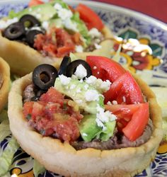 Adventures in all things food:  - Sopes #Recipe