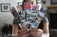 Photo Strips (a style-conscious way to make a collage of pics of you and your crew)