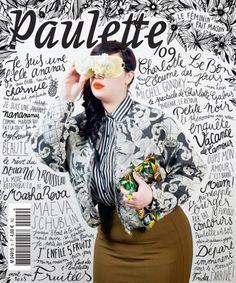 #cover Paulette #magazine (France)