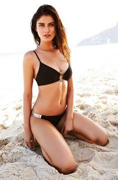 Pain De Sucre summer 2012, sexy black bikini, swimsuit, swimwear  #KyFun