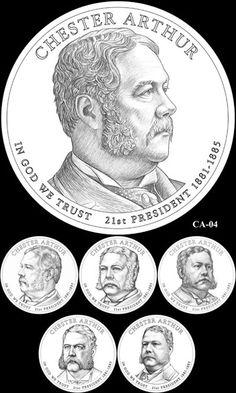 President dollar Google Image Result for http://news.coinupdate.com/wp-content/uploads/2010/07/Chester-Arthur.jpg