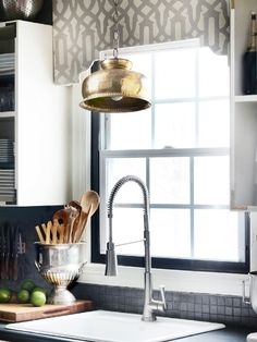 Find (or DIY!) a single-bulb fixture that suits your style.