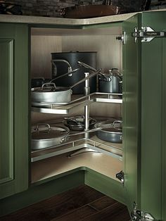 Sleek Lazy Susan