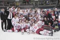2012-2013 Clarke Cup Champs!