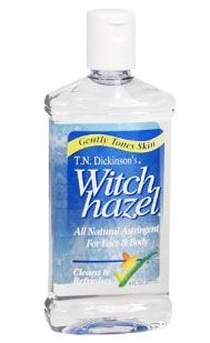 witch-hazel. Shrink bags under the eyes. Using a cotton ball, simply rub a little witch hazel under your eyes, and say goodbye to those under-eye bags! All the evidence of that late night couponing will now only show in your wallet.