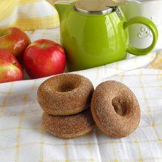 Baked Cider Donuts - taste love and nourish