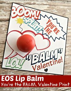 "EOS Lip Balm ""you're"