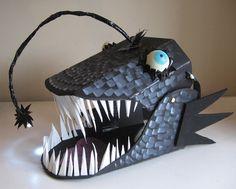 Angler Fish Halloween Costume