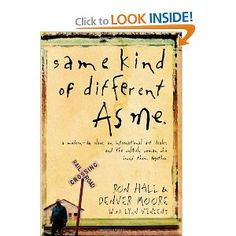 An incredible true story of the difference a few people can make in the lives of others.