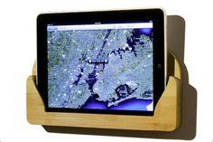 Wall dock for iPad... genius!