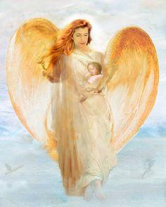 Angel from heaven