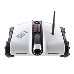 Remote controlled spy tank controlled via iPhone. Pretty much a must have for any office. $150