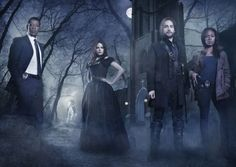 Sleepy Hollow! I'm loving this show already!