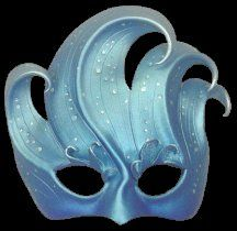 Water mask by Larry Wood