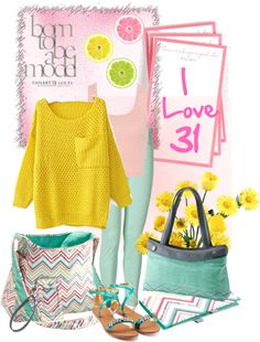 """New Thirty-One"" Spring 2013"