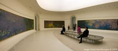 A not-to-miss tip from Sharon Mandell: Gaze at the Monets inside Musee de L'Orangerie. #sfbinparis