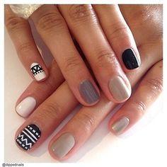 fall nails | Tumblr