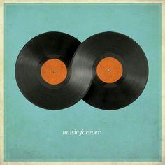 Music forever