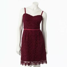 Cute Red Dresses for the Holidays – What to Wear to a Holiday Party | OK! Magazine holiday dresses, holiday parties, style, formal dress, cloth, sheath dress, red holiday, laurenconrad, red dress
