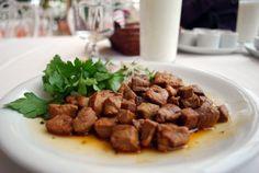 Sıcak Arnavut Ciğeri - Hot Albanian Style Liver  http://harbiyiyorum.com