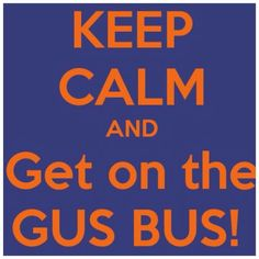 Gus bus!