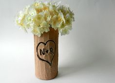 Tree vase.