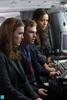Agents of S.H.I.E.L.D - Episode 1.04 - Eye Spy - Promo Pics - agents-of-shield Photo