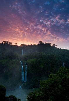 #nature #waterfall