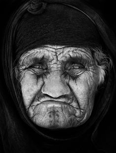 As women will we ever except the fact that wrinkles really are beautiful. Old lady, woman, female, wrinckles, portrait, a face that have lived and have many stories to tell, worn out, beauty, beautiful, powerful, photograph, photo b/w.
