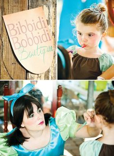 "Christina!!!7""B4 the Ball"" Cinderella-inspired birthday party. I'm not to big on the whole princess thing, but this is seriously one of the SWEETEST birthday party ideas I have ever seen!"